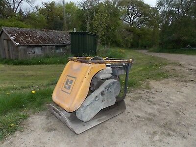Wacker  Neuson  1540A compactor in good working order