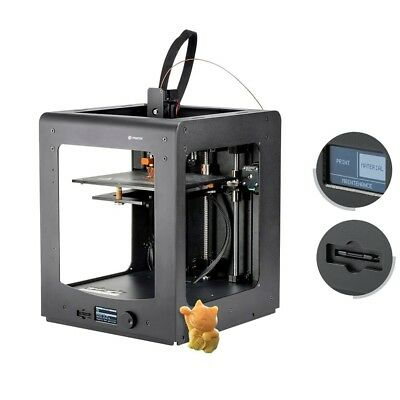 3D Printer MK11 DirectDrive Extruder 24V Power System w/ MicroSD Card & Cables
