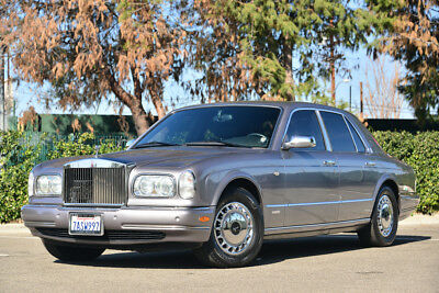 2002 Rolls-Royce Silver Seraph Last of the Line RARE LAST of the LINE edition Seraph, SO MANY OPTIONS! THIS ONE IS STUNNING!!!