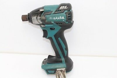 "Makita XDT08 18V Li-Ion 1/4"" Brushless Impact Driver for BL1815 BL1820 BL1830"