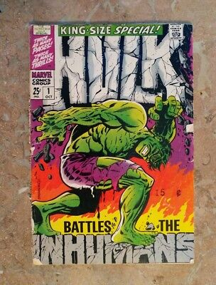 Incredible Hulk King-Size Special Annual #1