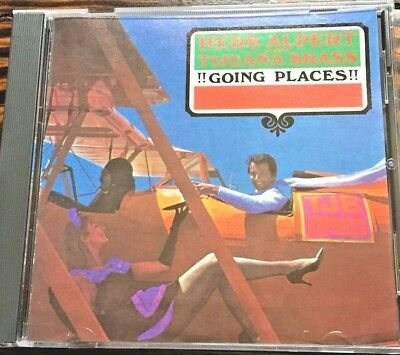 Going Places - Herb Alpert & The Tijuana Brass - Audio CD