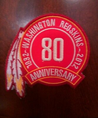 40b9f0bc 2)-WASHINGTON REDSKINS VINTAGE embroidered iron on Patches 3x3 ...