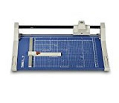 """DAHLE  _   Professional Rolling Paper Trimmer  14-1/8""""  Brand New - Sealed   550"""