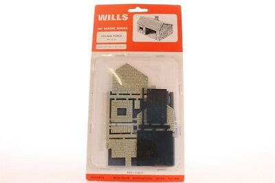 Wills Oo Scenic Series Ss31 Village Forge Wss31