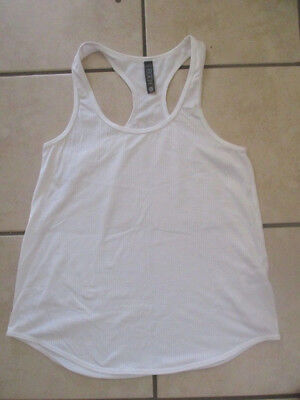 """Cotton On """"Active Work Out Tank"""" Racer Back"""" Singlet NWOTT Size S"""
