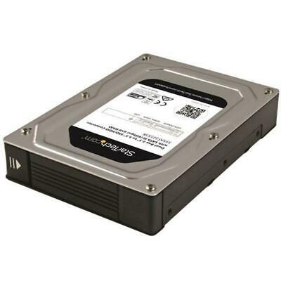 StarTech 2-Bay 2.5 to 3.5 SATA SSD/HDD Adapter Enclosure w/ RAID