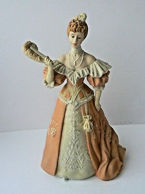 """Limited Edition Wedgwood Figurine """"The Royal Wedding"""" 1893 for Spink - 362/10000"""