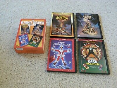 national lampoons vacation dvd giftset vacation european christmas vegas