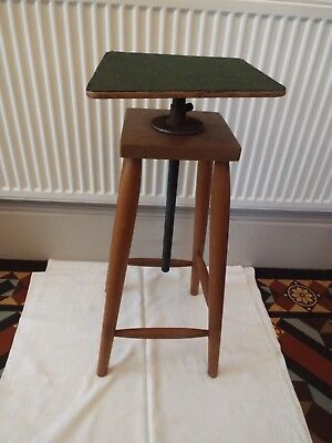 Wooden Adjustable Projector Stand