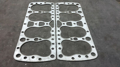 lot de 2 JOINT DE CULASSE   FORD V8 V8/18 V8/40 V8/46 77,8mm