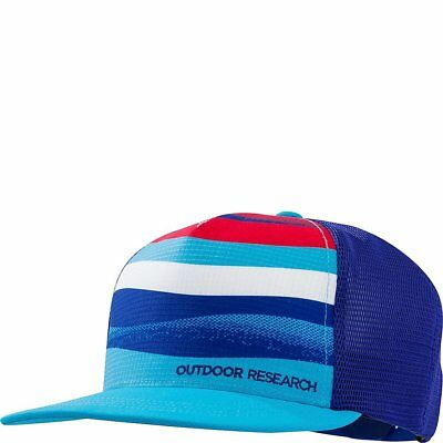 97c4a4f2 OUTDOOR RESEARCH PERFORMANCE Trucker Paddle Hat, Typhoon, 1size ...