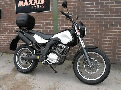 Derbi Cross City 125cc 2007 (DELIVERY AVAILABLE)
