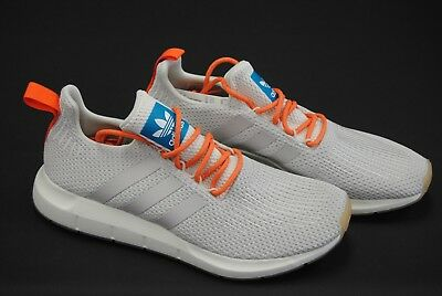 0b11bab137378  Cq3085  New Men s Adidas Originals Swift Run Summer White Grey Tint Adm234