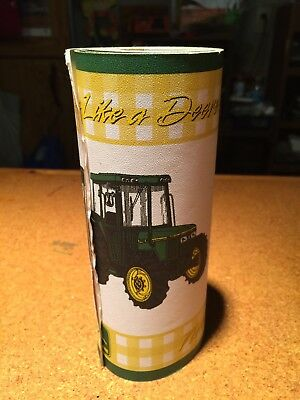 John Deere Nothing Runs Like A Deere Wallpaper Border Rare