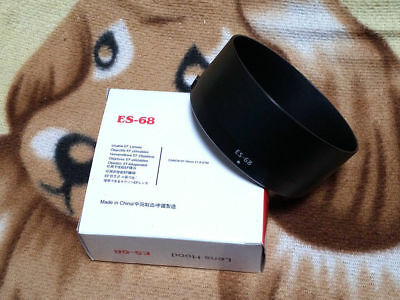 lens hood ES-68 L-HOOD for Canon EF50mm F1.8 STM