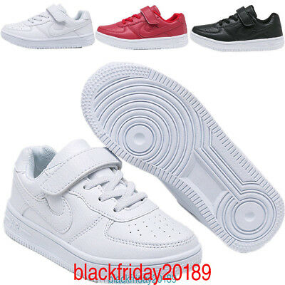 Kids Boys Girls Student Sports Shoes Running Casual Shoe Sneakers HOT
