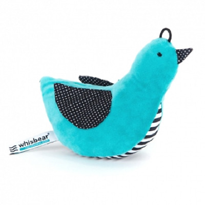 Whisbird | The Soothing Bird For Peaceful Sleep | Baby Sleeping Aid | Turquoise
