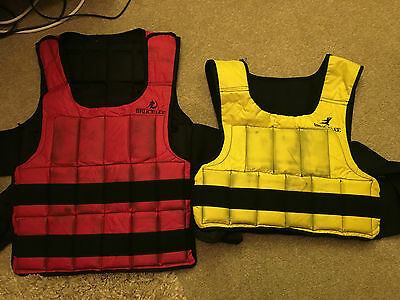 Marcy Bruce Lee Dragon Weighted Vest 10kg and 5KG Adjustable RRP £189.99