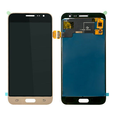 For Samsung Galaxy J3 2016 SM-J320FN Touch Screen Digitizer + LCD Display Gold