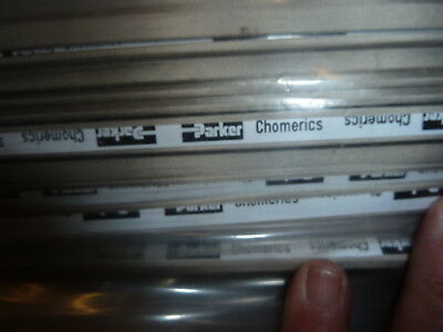 50 Parker Chomerics EMI Electronic Enclosure Gasket Shielding 8 ft long strips