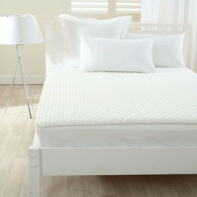 New Sleep Remedy Foam Mattress Overlay