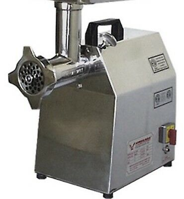 American Eagle Ae-G12 3/4 Hp Stainless Steel Commercial Meat Grinder