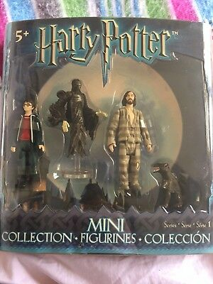 Harry Potter And The Prisoner Of Azkaban - Mini Collection 2/4 - Sirius Black