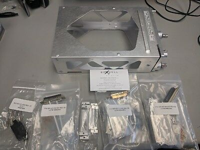 GARMIN GNS-430W TRAY AND BACKPLATE AND CONNECTORS (ONLY) Avidyne IFD