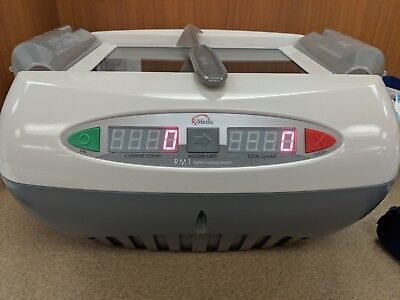 RxMedic RM1 Table Top Tablet Pill Counter Slightly Used