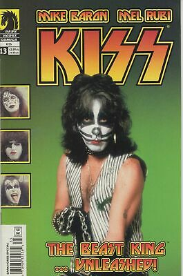 Comic Book - Kiss - No. 13 - 2003