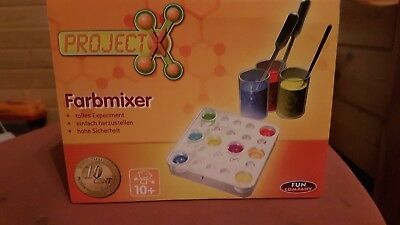 PROJECT X, Farbmixer