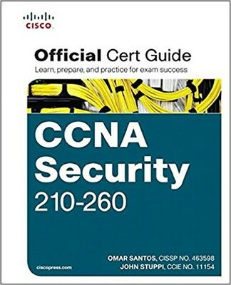 CCNA Security 210-260 Official Cert Guide  Read on PC/Phone/Tablet