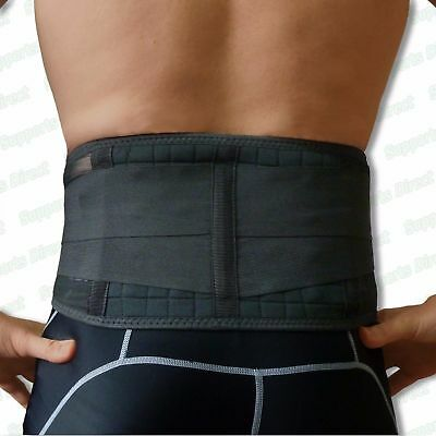 Back Support 20 Pain Relief Magnets Premium Breathable for Lower Lumbar Brace