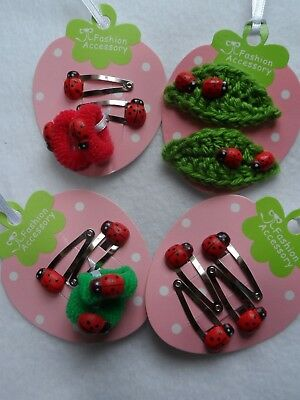 girls hair clips hair slides grip bendies mini baby small hair accessories