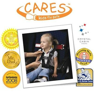 Cares (Child Aviation Restraint System) Safety Harness - Hire