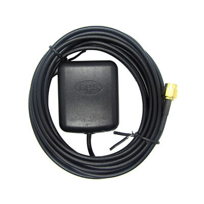 28dB LNA Gain 1575.42MHz Male SMA Male GPS Active Antenna Stronger Singal Top