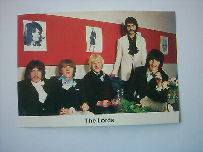 THE LORDS -  Starkarte Starcard 60th Germany mega