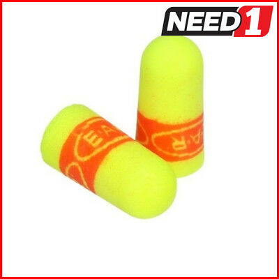 Pack of 200 Pairs of 3M Ear Plugs, Superfit.