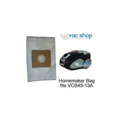 NEW  Homemaker VCB45-13A Vacuum Cleaner Bags