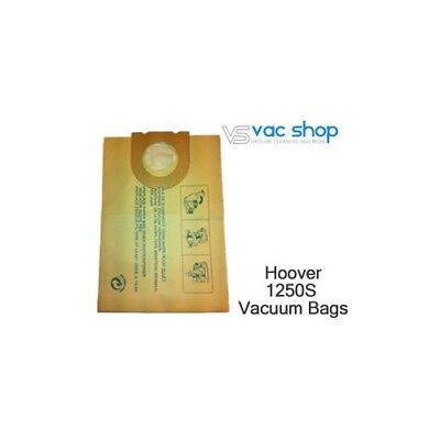 NEW  Hoover 1250s Vacuum Cleaner Bags