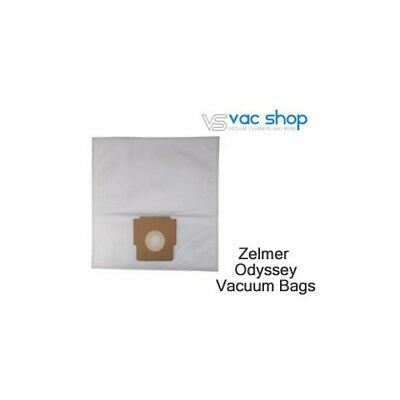 NEW  Zelmer Odyssey V450-OST Generic Vacuum Cleaner Bags