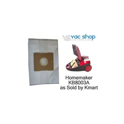 NEW  Homemaker KB8003A Vacuum Cleaner Bags
