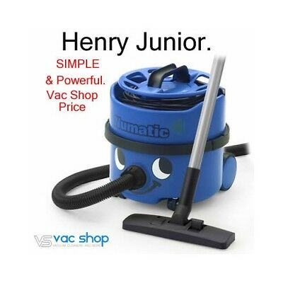 NEW  Numatic PSP180A Henry Junior Vacuum Cleaner