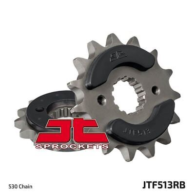 JT Rubber Cushioned Front Sprocket 15 Teeth fits Suzuki GSX750 F (GR78A) 1997