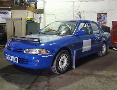 Proton Persona s1600 ex-works Stage Rally Car