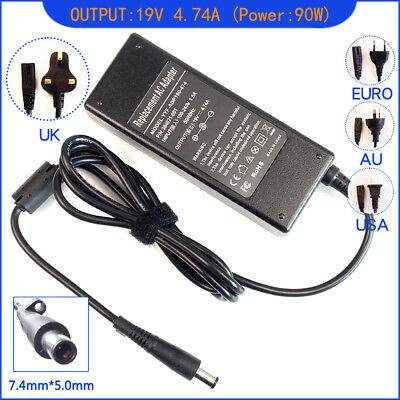 AC Power Adapter Charger for HP Compaq Presario CQ62-230EV Laptop