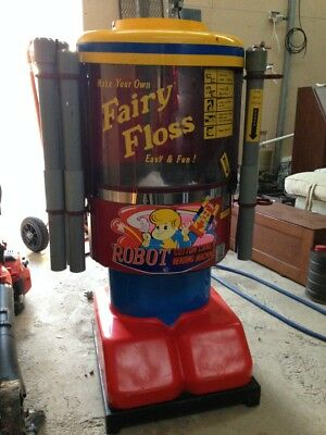 Retro Fairy Floss Machine