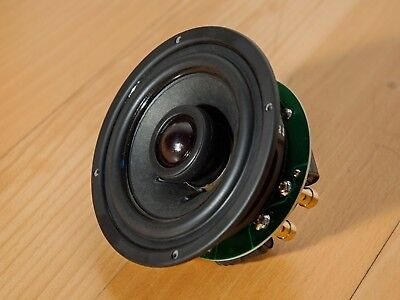 """Tang Band 2-way COAXIAL speaker driver 4"""" 116mm"""