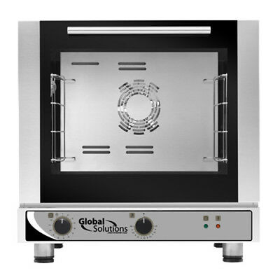 Global Solutions by Nemco GS1110-17 Countertop Electric Convection Oven